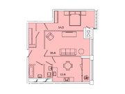 """Продается 2-к. квартира, 65,8 кв.м. в ЖК """"sreda"""""""