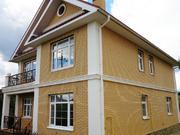 Новый коттедж 350 кв.м. со всеми комм. на 14 сотках ИЖС. 35 км, 15900000 руб.