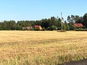 Участок 12 соток близ с. Трубино, 7 км от г. Фрязино, 600000 руб.