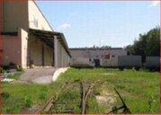 Теплый произв.- склад. комплекс 28 000 кв.м на 10 Га с ж.д. в Орехово, 250000000 руб.