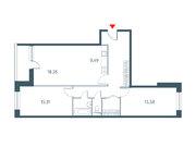 """Продается 3-к. квартира, 85.69 кв.м. ЖК """"Прайм Тайм"""""""