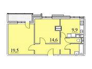 """Продается 2-к. квартира, 61,4 кв.м. в ЖК """"Парк Легенд"""""""