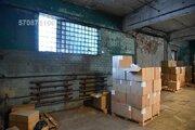 Сдается теплый склад в капитальном строении, потолки 5 метров, полы бе, 6000 руб.