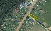 Продам участок 15 сот. на Калужском ш, в р-оне д.Чириково, 6500000 руб.