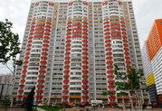 Трехкомнатная квартира в Левобережном (Химки)