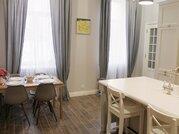 Редкая квартира в центре Москвы со свежим дизайнерским ремонтом