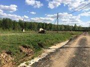 Участок 10 сот. в д. Каблуково, 1650000 руб.