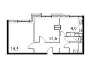 """Продается 2-к. квартира, 59,4 кв.м. в ЖК """"Парк Легенд"""""""