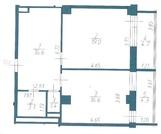 Красногорск, 2-х комнатная квартира, ул. Почтовая д.16, 4950000 руб.