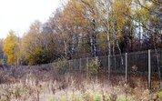 Участок у леса в охраняемом коттеджном поселке в Новой Москве, 13800000 руб.