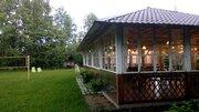 Усадьба на участке 1 Га S=500 м2 по Дмитровскому ш. 22 км., 21000 руб.