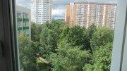 Москва, 1-но комнатная квартира, ул. Цюрупы д.20 к2, 5900000 руб.