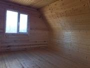 Новый дом из бруса, 120 кв.м, д. Слепушкино Чеховский район, 2300000 руб.