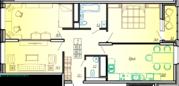 Продается просторная 3-х комнатная квартира