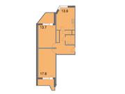 """Продается 2-к. квартира, 62,5 кв.м. в ЖК """"Кварталы 21/19"""""""