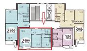 Москва, 2-х комнатная квартира, ул. Декабристов д.20 к1, 9190000 руб.
