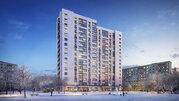 Москва, 2-х комнатная квартира, ул. Федора Полетаева д.15А, 8567280 руб.