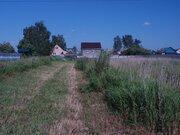 Продается участок 10 соток, Раменский район, д. Малышево, ул. Красная., 750000 руб.