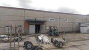 Продается производстенно-складской комплекс 1200 м в г. Бронницах, 60000000 руб.