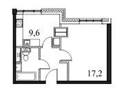 """Продается 1-к. квартира, 37 кв.м. в ЖК """"Парк Легенд"""""""