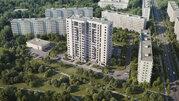 Москва, 2-х комнатная квартира, Ф.Полетаева д.15А, 10339040 руб.