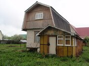 Кирпичная дача СНТ Михалёва, ж/д ст.Белоозёрская, 750000 руб.
