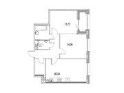 """Продается 2-к. квартира, 67,74 кв.м. в ЖК """"Зиларт"""""""