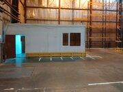 Складской комплекс В+,2700 кв.м, стеллажи, низкая цена, 2496 руб.