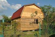 Дача из бруса в СНТ Солнечный зил у д. Ерюхино и пос. Атепцево, 895000 руб.