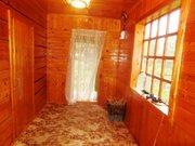 Дача из бревна 65 (кв.м). Летняя кухня + Баня. Участок 6 соток., 1350000 руб.