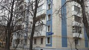 Москва, 1-но комнатная квартира, ул. Буракова д.9, 6000000 руб.