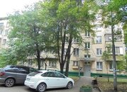 Москва, 2-х комнатная квартира, ул. Квесисская 2-я д.13, 6200000 руб.