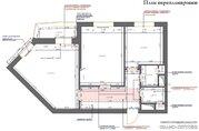 Пушкино, 2-х комнатная квартира, Чехова д.1 к3, 7095000 руб.