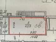 Сдается в аренду офисное помещение, общей площадью 43,5 кв.м., 13620 руб.