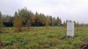 Прилесной участок недорого Новая Москва, ИЖС, Киевсокое или Калужское, 3780000 руб.