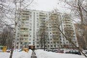 Двухкомнатная квартира на Госпитальном валу, дом 3 корпус 3