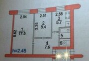 Истра, 2-х комнатная квартира, ул. Босова д.14, 2900000 руб.