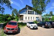 Сдается в аренду отдельно стоящее здание 720 кв.м. плюс 120 кв.м. Икша, 5040000 руб.