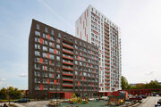 Москва, 2-х комнатная квартира, 1-Й Нагатинский проезд д.14, 13229320 руб.