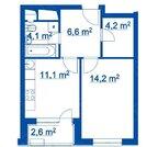 Москва, 1-но комнатная квартира, Дмитровское ш. д.107с11А, 5656284 руб.