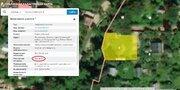 Продается земельный уч-к 8 сот. (СНТ) в д. Малые горки, 25 км от МКАД, 3000000 руб.