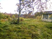 Красивый участок с выходом в лес, старый домик в подарок., 590000 руб.