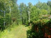 Участок с летним домиком 50 км от мкада г. Павловский посад, 500000 руб.