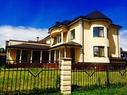Котедж 570кв.м. под ключ Крекшино., 34000000 руб.