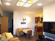 Продается квартира в клубном доме с панорамным видом на Москву