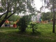 3 к.кв. в тихом зеленом дворе рядом с метро.