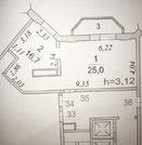 Раменское, 1-но комнатная квартира, ул. Коммунистическая д.40 к1, 3600000 руб.