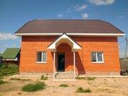Дом из пеноблоков обложен кирпичом 150 кв.м. Участок 8 соток., 5999000 руб.