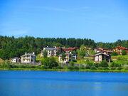 Коттедж по эксклюзивной цене на берегу озера, 9300000 руб.