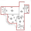 Ивантеевка, 2-х комнатная квартира, ул. Хлебозаводская д.43а, 4900000 руб.